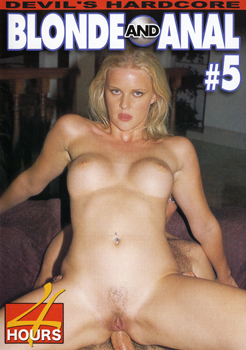 BLONDE AND ANAL 5