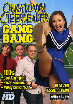 Chinatown cheerleader gang bang 1
