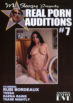 REAL PORN AUDITIONS N.07