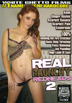 REAL RAUNCHY REDHEADS 2