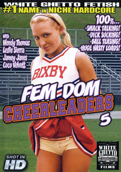 FEM DOM CHEERLEADERS 5