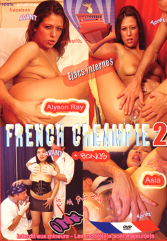FRENCH CREAMPIE N.02