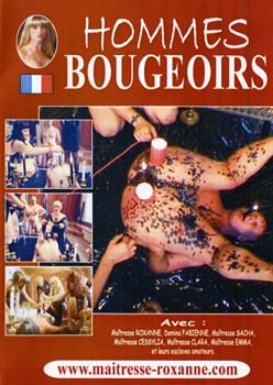 HOMMES BOUGEOIRS