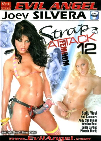 STRAP ATTACK N.12