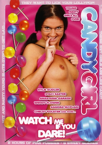 CANDYGIRL N.09 WATCH ME IF YOU DARE