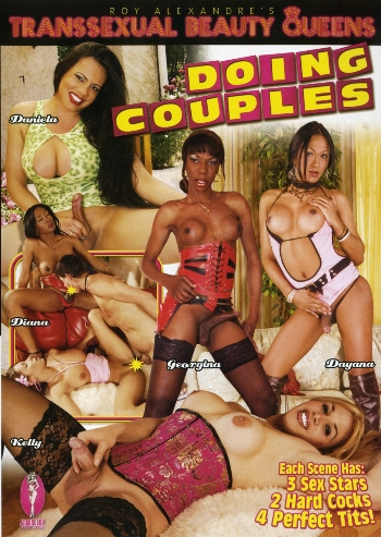 TRANSSEXUAL BEAUTY QUEENS DOING COUPLES 1